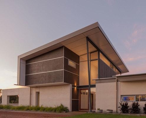 Yallingup Eco House by Threadgold Architecture (via Lunchbox Architect)