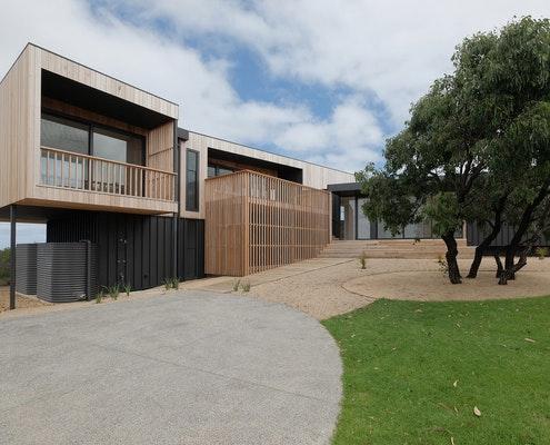 Yandandah Road House by ITN Architects (via Lunchbox Architect)