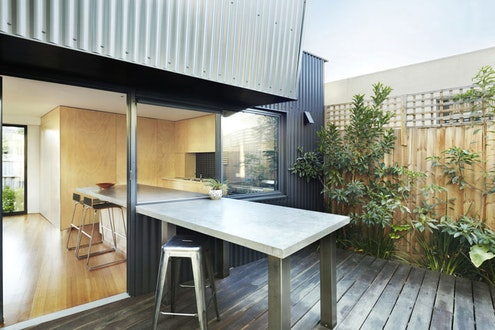 Yarra Street House by Julie Firkin Architects (via Lunchbox Architect)