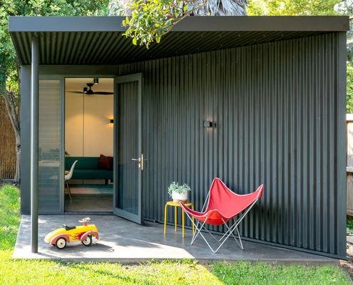 YrdPod by Kreis Grennan Architecture (via Lunchbox Architect)